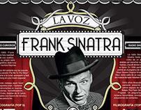 Frank Sinatra's Infographic