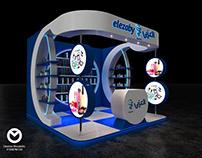 El Ezaby Pharmacy Booth