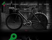 Cycli&city Web