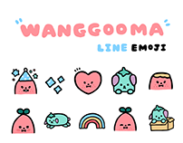 Wanggooma Emoji