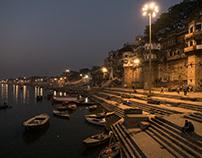 Varanasi - On the Ghats