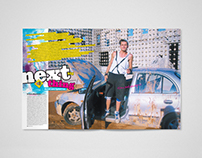 Athens Voice / newspaper layouts