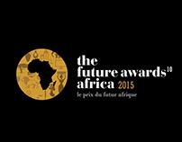 THE FUTURE AWARDS 2015 BILLBOARD DESIGNS