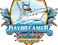 Daydreamer Logo Illustration