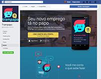 LP Facebook - Trampapo