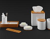 Nawaitu Studio Models Volume 01 Bathroom Accessories