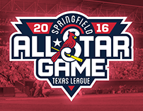 2016 texas league all-star game logo