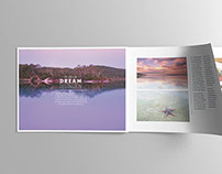 Kingfisher Bay - Catalogue Design
