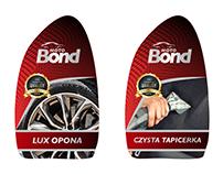 MOTO BOND / Projekt Etykiet