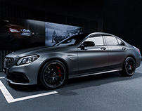 Mercedes-Benz AMG C-Class