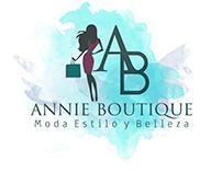 Anne boutique, imagen e identidad corporativa