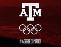 #AggiesInRio - Olympics 2016