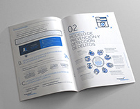 HISPASAT Editorial Design