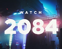 2084 — Short Movie for Neon Challenge. Made with Unity.