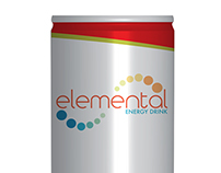 Elemental Energy drink