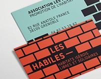 Les Habiles — Identité 2013