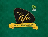 Etisalat - My Life