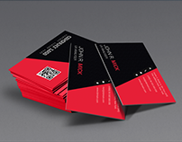 Professional Business Card | Mock-up Presentation