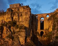 ANDALUZIA_Ronda, Sierra de Las Nieves e Grazalema