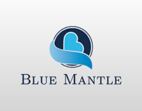 Blue Mantle Logo