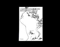Millionnaire Fanzine, Opium - Jean Cocteau 2018