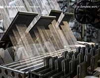 Fotografia industriale in azienda
