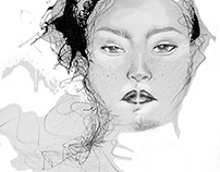 Illustration portraits