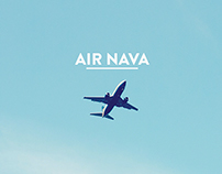 Air Nava - Brand Website