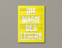 Museum Neukölln – Die Magie des Lesens (Catalogue)