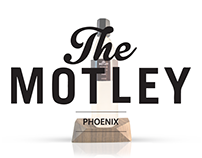 Phoenix Cologne Bottle & Packaging
