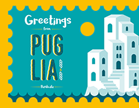 Greetings from Puglia & Basilicata
