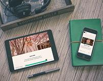 Ink Blog WordPress Theme Responsive Views