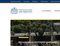 Designing for a Colombian university