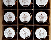 Carmel Valley Estate Honey Package