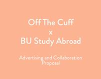OTC x BU Study Abroad Project Proposal
