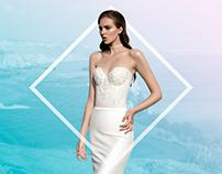 Wedding Dresses Website Design