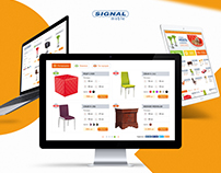 Online store Signal Meble