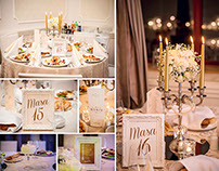 M&C Wedding Stationery Kit
