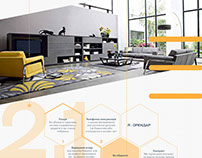 Landing page 4BeeHome