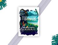 Bonus Week in Hawaii