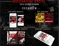 2016 Season Social Graphics