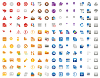 Adobe OBU Software (Adobe Marketing Cloud) Icons