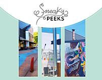 Sneaky PEEKS #IDE218