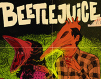 Beetlejuice Coming soon to VHS