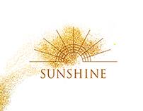 Sunshine - brand design for lashmaker and nail artist