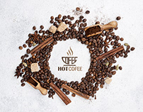 Hot Cofee Logo