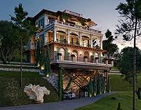 Balaklava house. Second option.