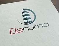 ELENUMA - Branding, Impressos e WebSites