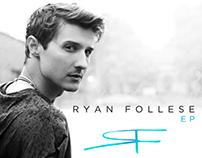 Ryan Follese Logo/Branding