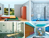 3D Modeling & Rendering by NAHID SAM   www.nahidsam.com